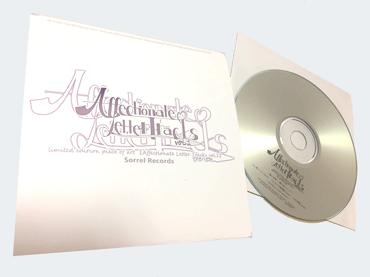 新CDの写真
